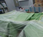 병원 천장형에어컨청소