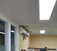 #아산배방에어컨청소 학원에어컨작업